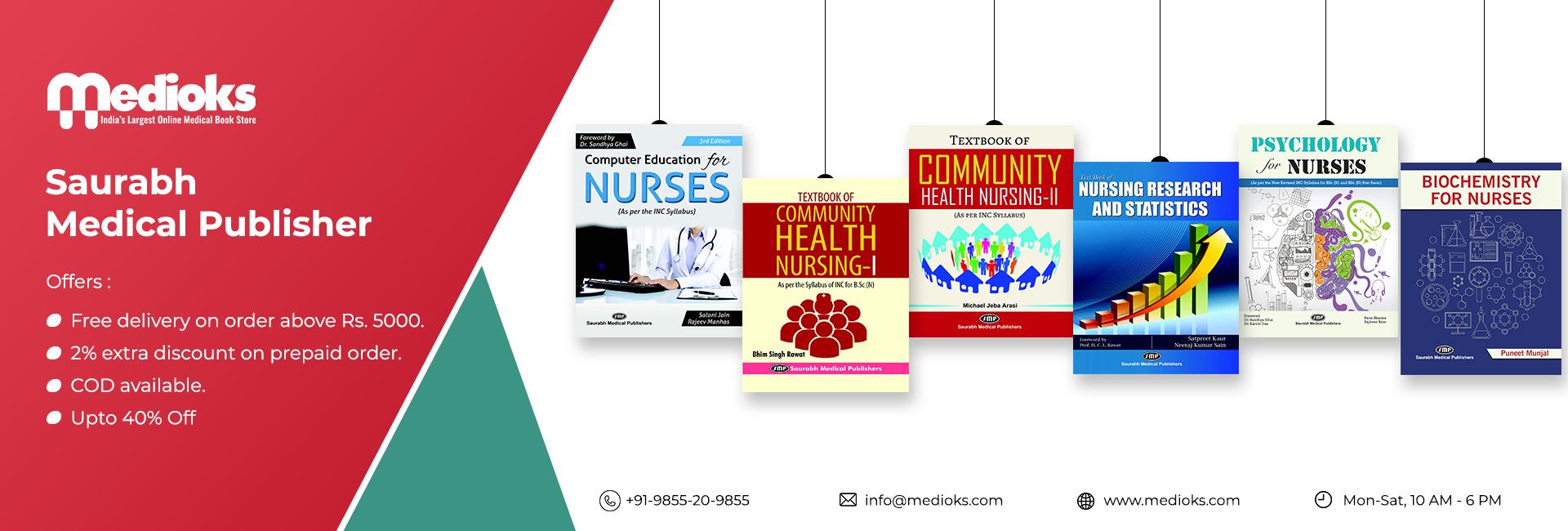 Online medical books