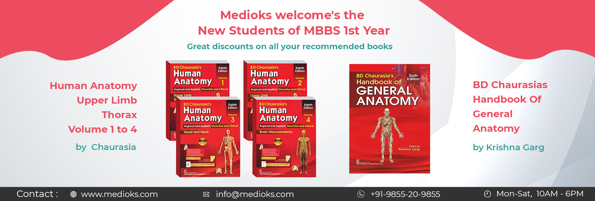 medical books stores